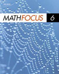 Nelson math focus 7