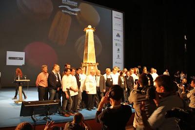 Inauguración Gastronomika 2012. Blog Esteban Capdevila