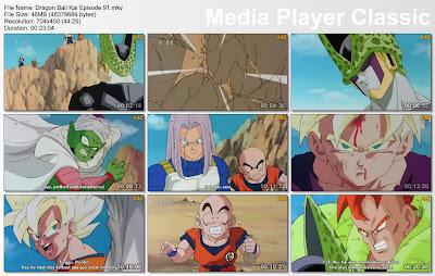 "Download Film / Anime Dragon Ball Kai Episode 91 ""Marahlah Gohan"