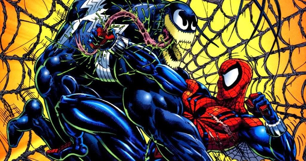 Coloriage spiderman venom carnage coloriage en ligne - Coloriage venom ...