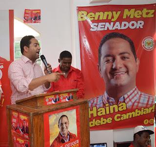 Benny Metz afirma que teniendo San Cristóbal Plantas Generadoras no se justifican los apagones
