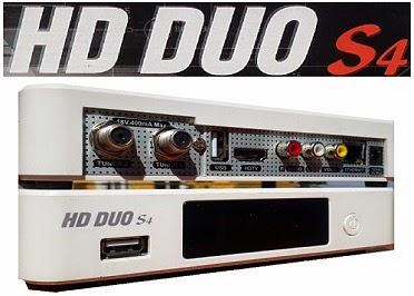ATUALIZAÇÃO FREESATELITAL HD DUO S4 HD 2.43 – 28/12/2015