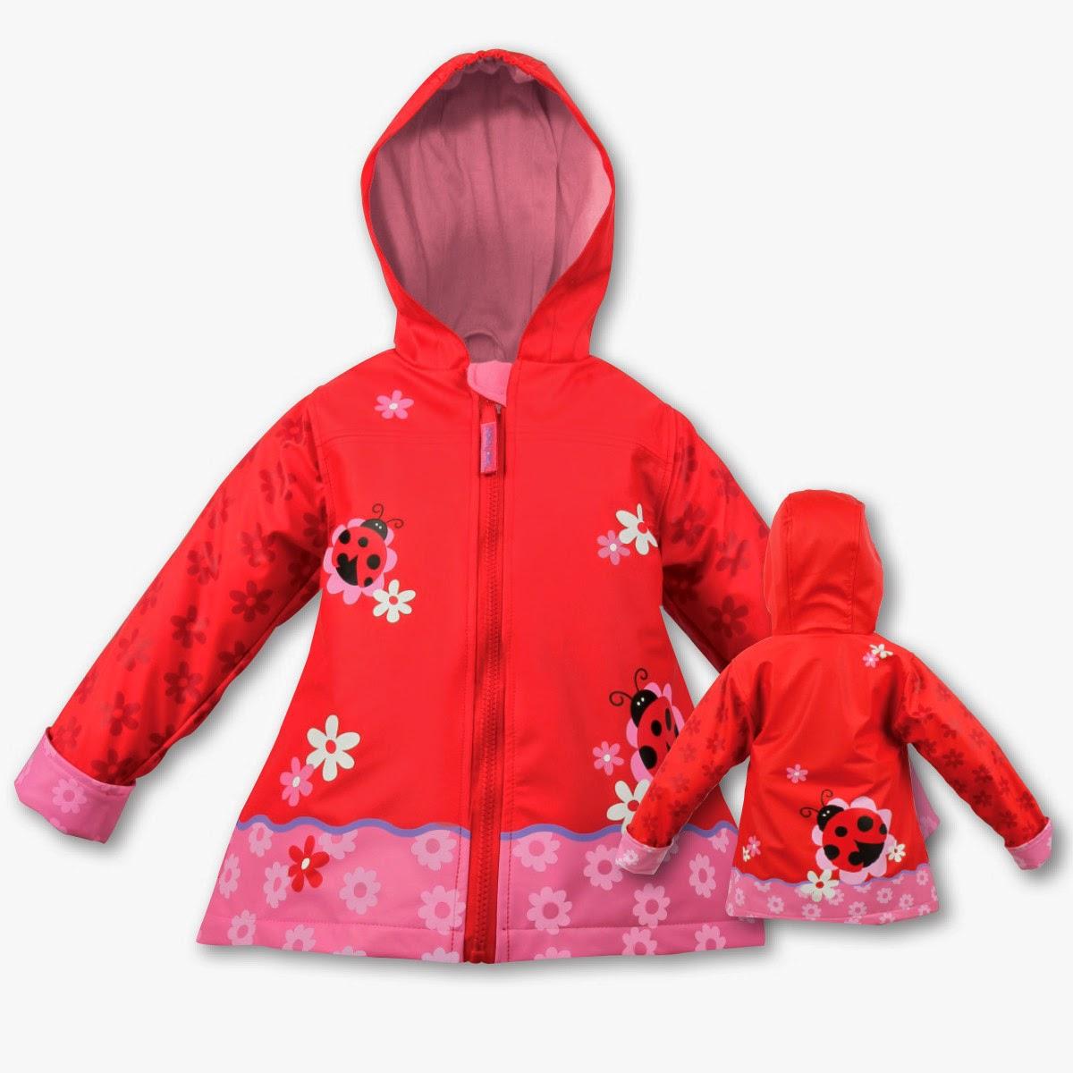 Personalised Raincoats For kids Australia