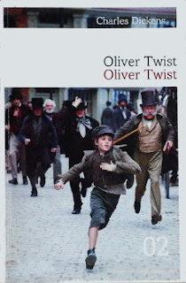 Portada del libro Oliver Twist para descargar en pdf gratis