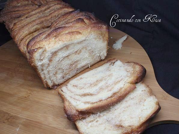 Cocinando con kisa pan dulce de canela kitchenaid y for Pane con kitchenaid