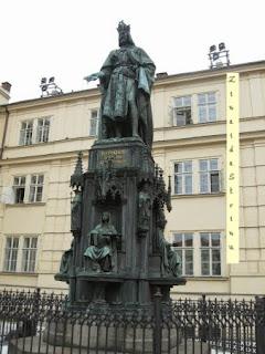 praga-statuia-lui-karol-al-IV-lea