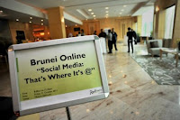 Social Media Gathering in Brunei
