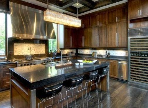 Awesome Kitchen Island Design Ideas