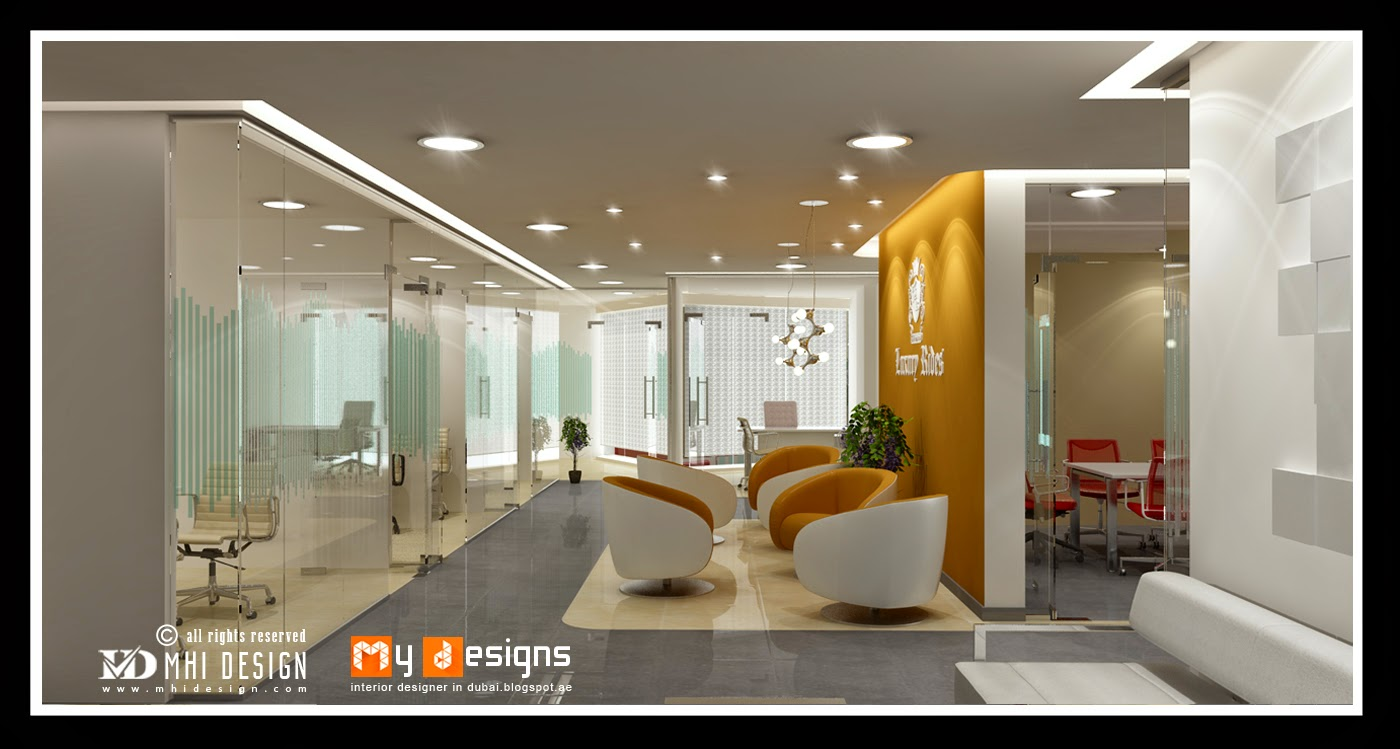 Office interior designs in dubai interior designer in for Interior design receiving room
