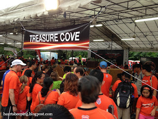 Singapore Energizer Night Trail 2013