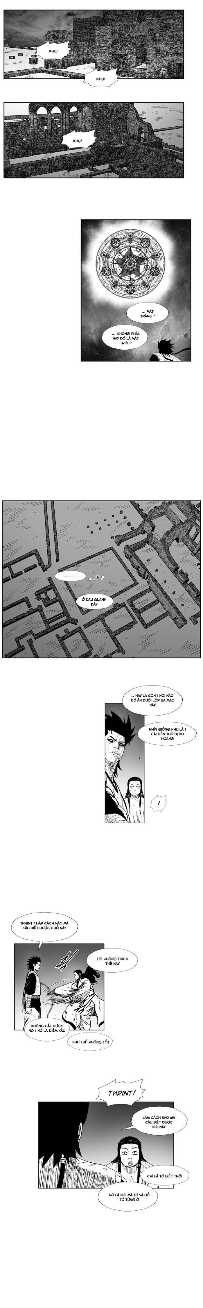Cơn Bão Đỏ chap 260 - Trang 19
