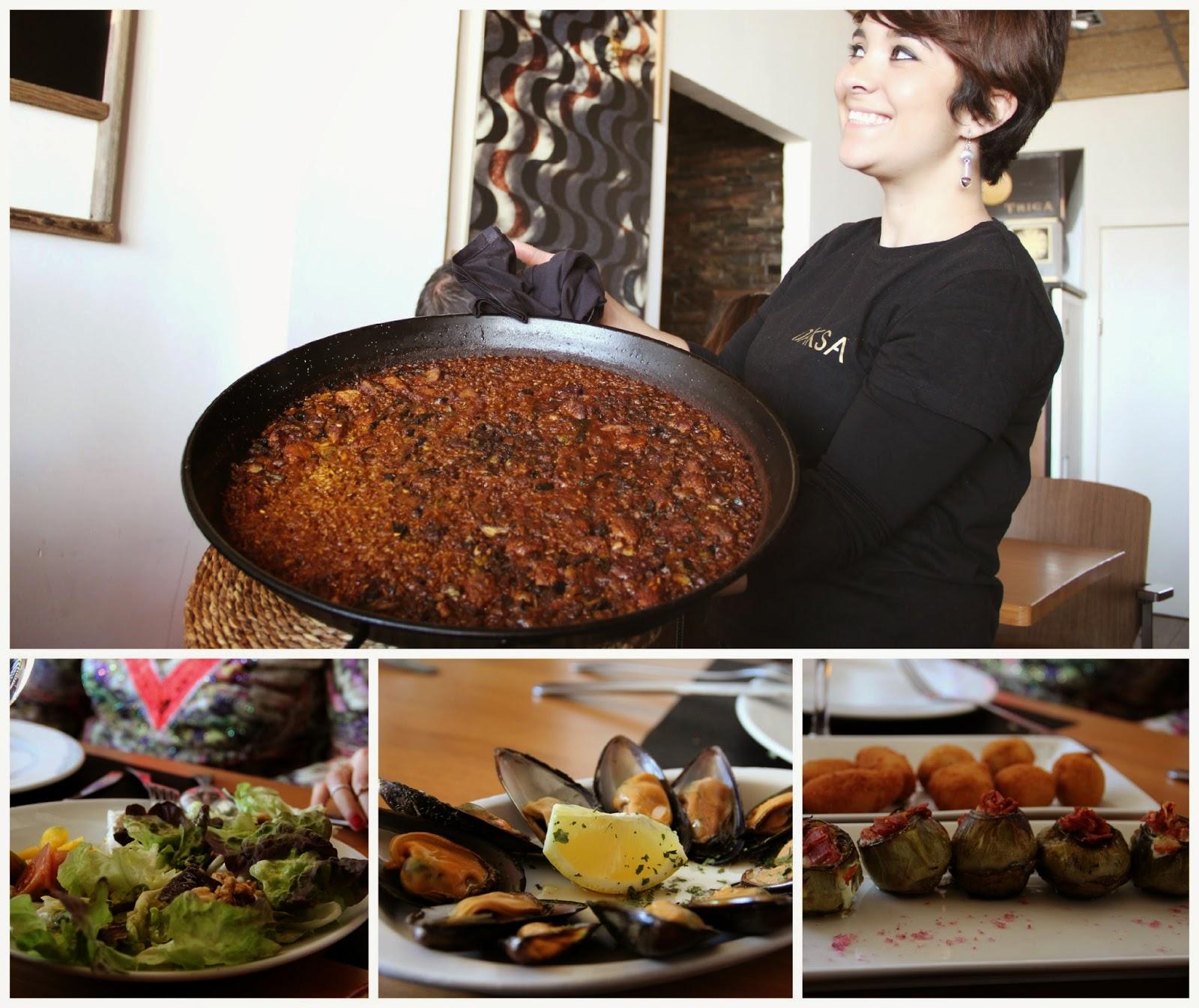 Daksa Arrocería - Comida mediterránea - Alicante - Restaurantes