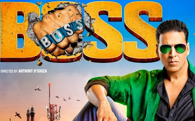 Boss Bollywood Movie Review