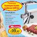 Sinbo Kıyma Makinesi 99,90 TL - Şok Market 17 Ekim 2012 Aktüel Ürünler