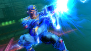 Megaman dans Street Fighter X Tekken. 1327626282887