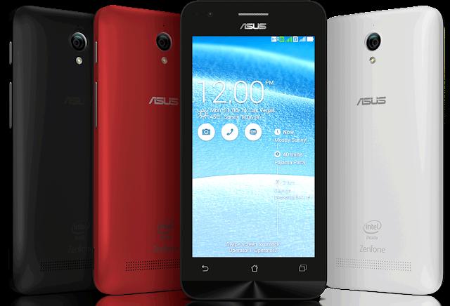 Harga dan Spesifikasi Asus New Zenfone 4S (ZC451CG) Terbaru