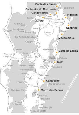 Brasil, Florianopolis, Isla de Santa Catarina, Laguna de la Concepcion, Lugares turisticos, Paseos Turisticos, Visita por Brasil,