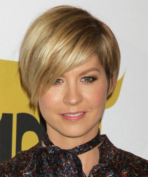 Jenna elfman short haircuts   Hair and Tattoos