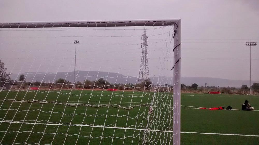 Liverpool FC-DSK Shivajians international football academy