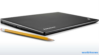 Lenovo Think Pad X1 Carbon Touch Side View