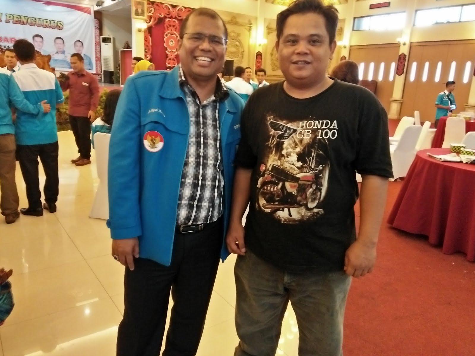 Pelantikan DPD KNPI Kalbar Periode 2016-2019 di Pendopo Gubernur Kalbar