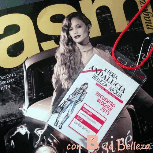 Blogger Granada belleza
