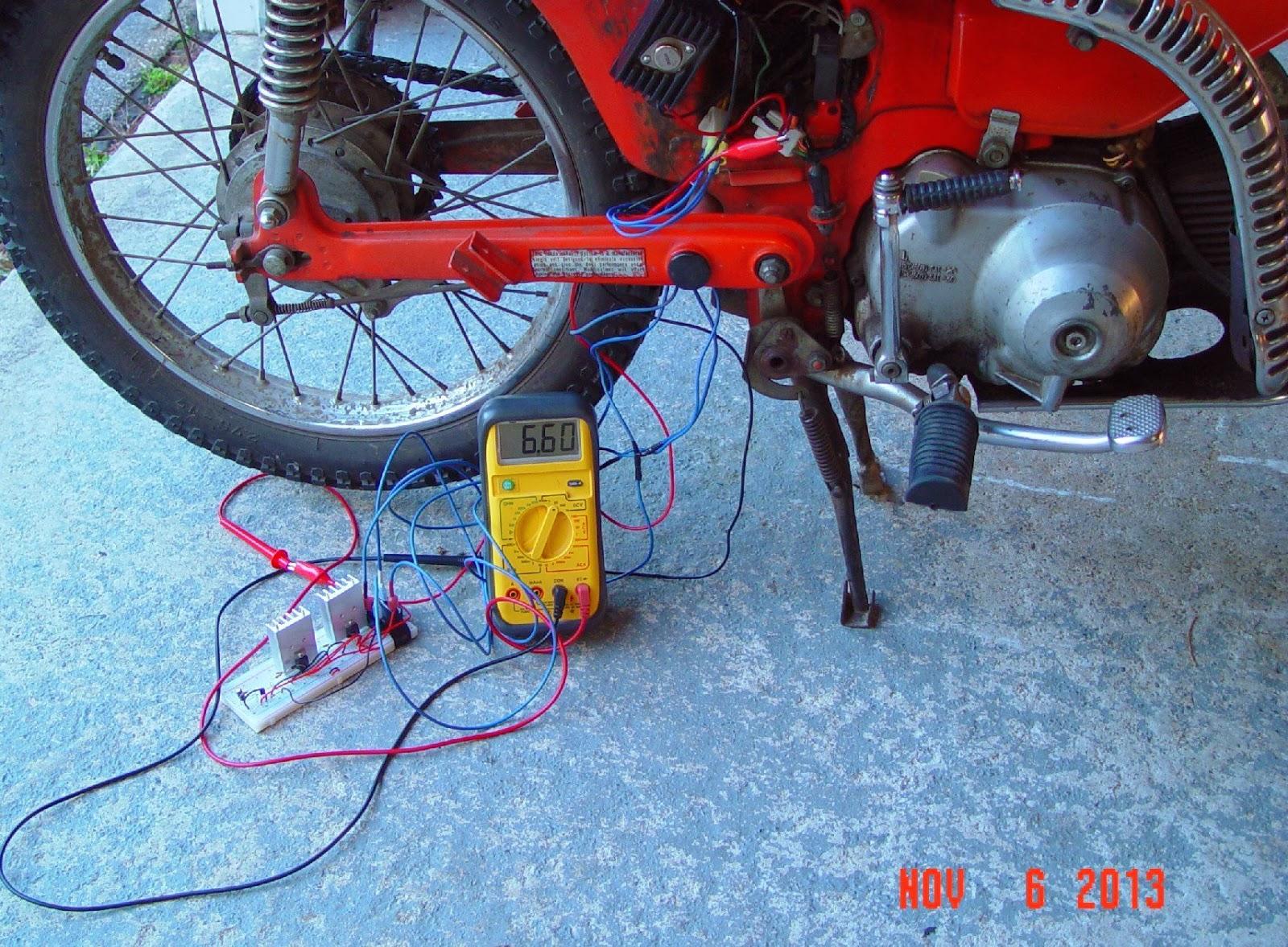 6 Volts Motorcycle Regulator | Techy at day, Blogger at noon, and a ...