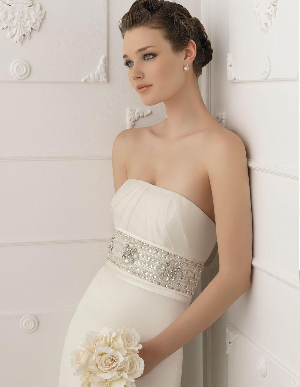 robe de mariage 2012
