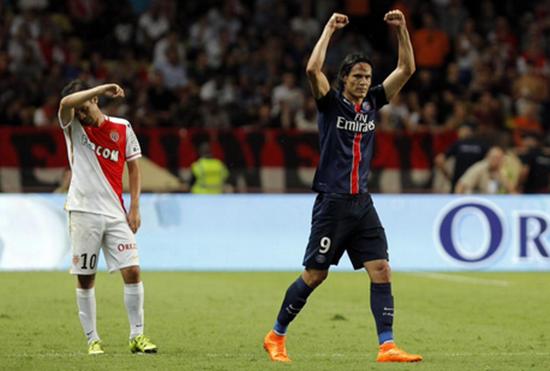 Monaco 0 x 3 PSG - Campeonato Francês(Liga 1) 2015/16