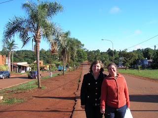 San Ignacio, Misiones, Argentina, vuelta al mundo, round the world, La vuelta al mundo de Asun y Ricardo