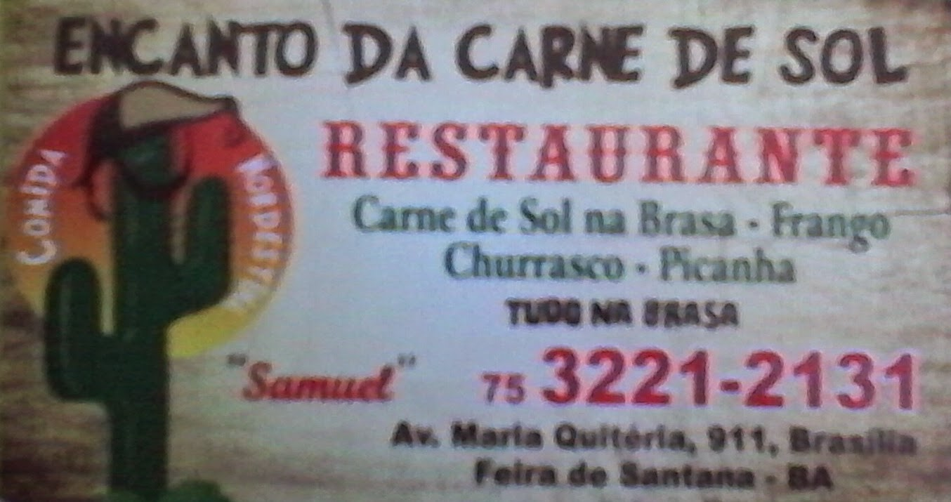 Encanto da Carne do Sol