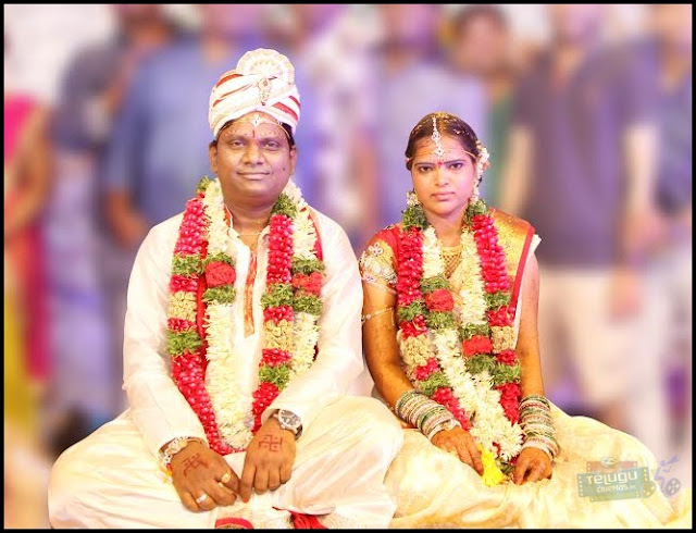 Tagubothu Ramesh Marriage Photos