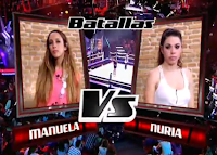 batallas de la voz de telecinco