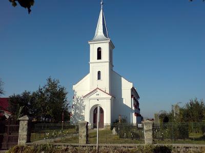 Biserica reformata din Voinesti Covasna
