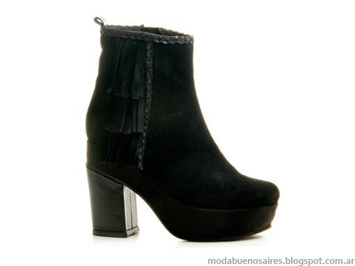 Zapatos Alfonsa Bs. As. botas invierno 2013