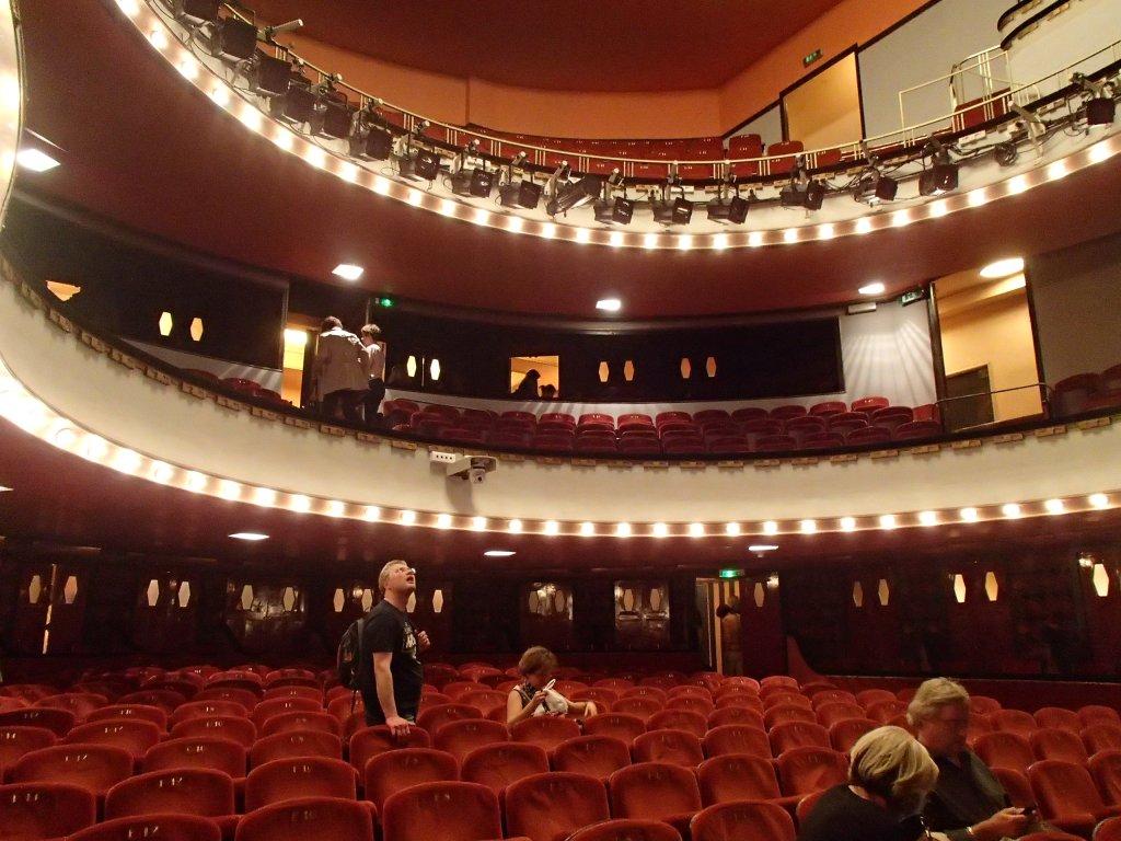 salle theatre de la michodiere