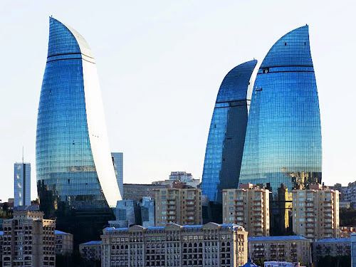 Flame Towers – Baku