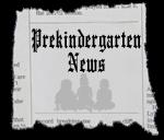 Prekindergarten News