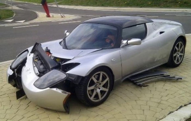 The Most Expensive Destroyed Cars Seen On www.coolpicturegallery.us