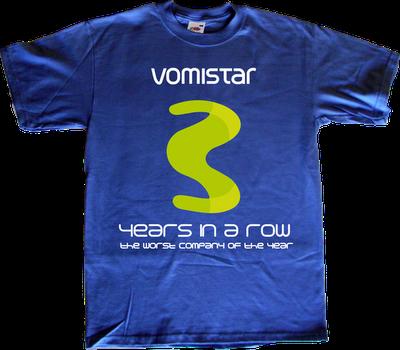 telefonica timofonica facua movistar vomistar WCOTY t-shirt ephemeral-t-shirts
