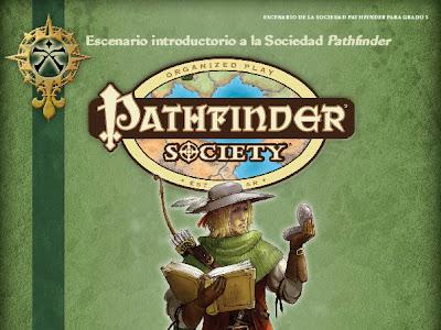 Nuevos escenarios para la Sociedad Pathfinder en español desde Devir