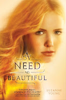book cover of A Need So Beautiful by Suzanne Young