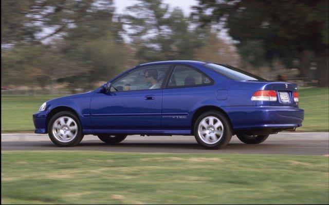 Car Profiles   Honda Civic SiR (1998 2000)