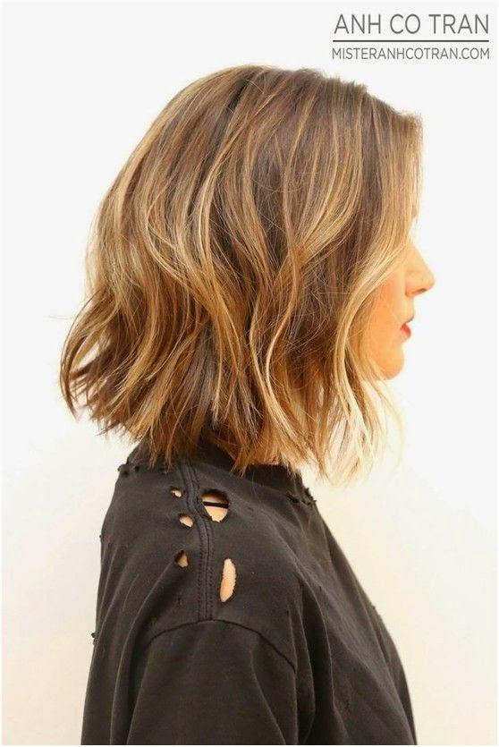 Wavy Bob Hair Cut