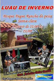 NO PESQUE E PAGUE RANCHO DO PEIXE