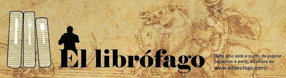 El librófago. Libros y actualidad editorial
