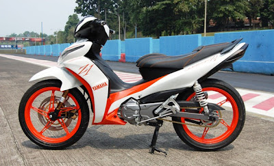 Modifikasi Motor Yamaha Jupiter Z1