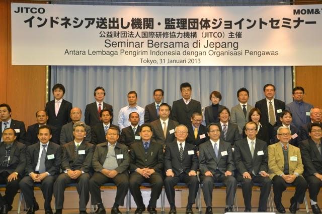Syarat Magang ke Jepang