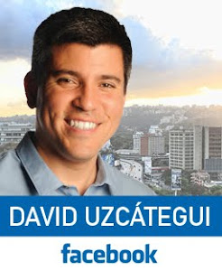 David Uzcátegui en Facebook