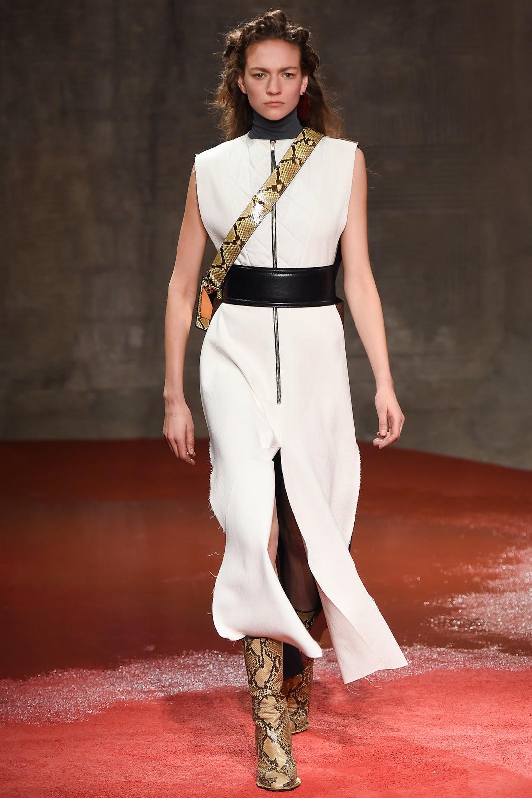 Top 5 - Milan Fashion Week - Fall 2015 - Marni - Fashion Blog